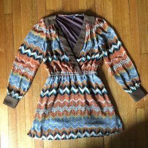 THML dress med